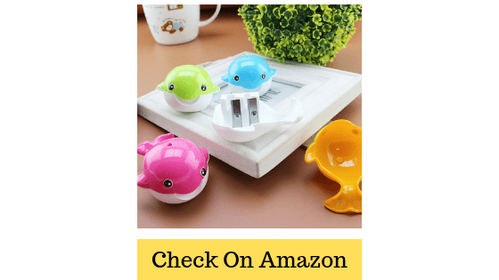 Check On Amazon 7 - Best Sharpener for Colored Pencils 2020 [Latest Guide]