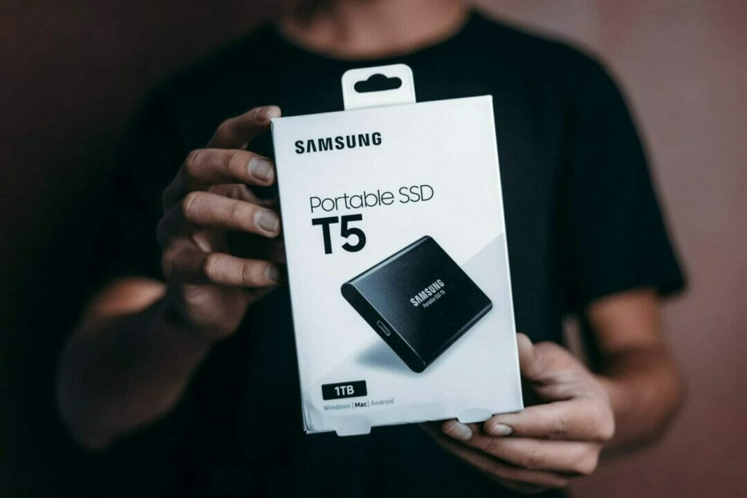 Best SSD External Hard Drive