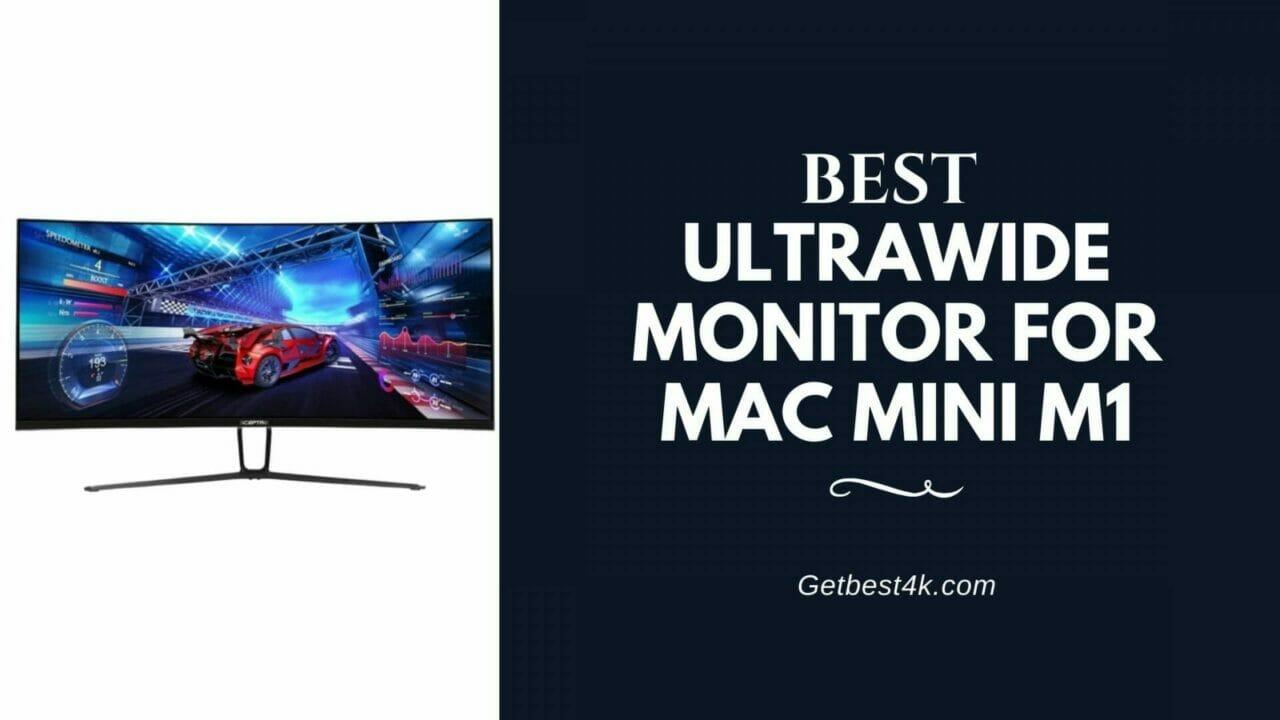best ultrawide monitor for mac