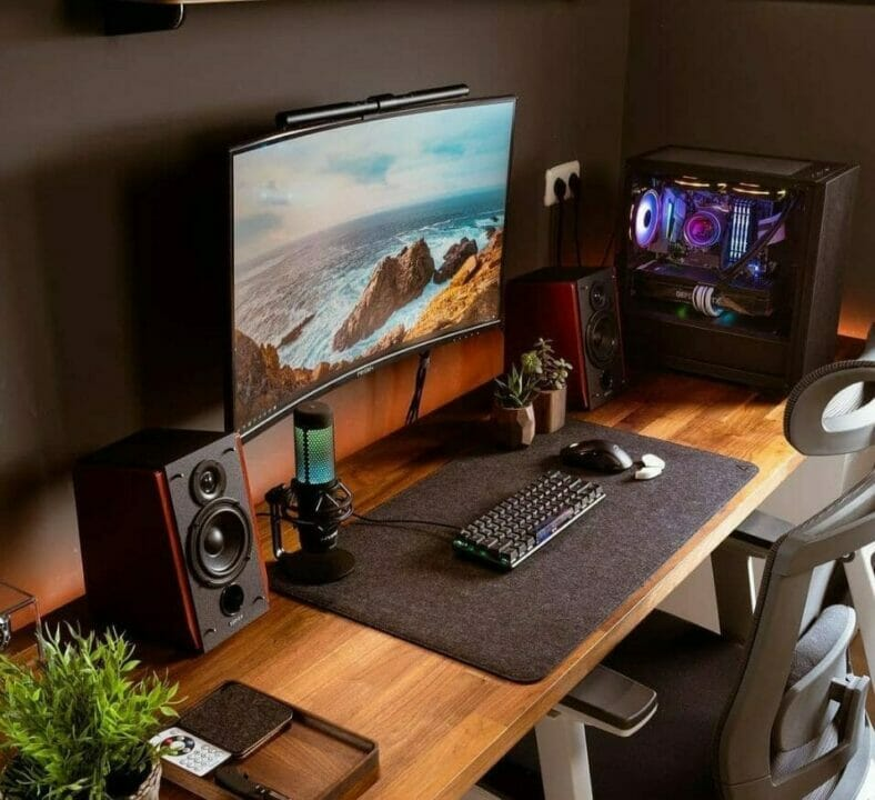 Best-contrast-for-gaming-monitor
