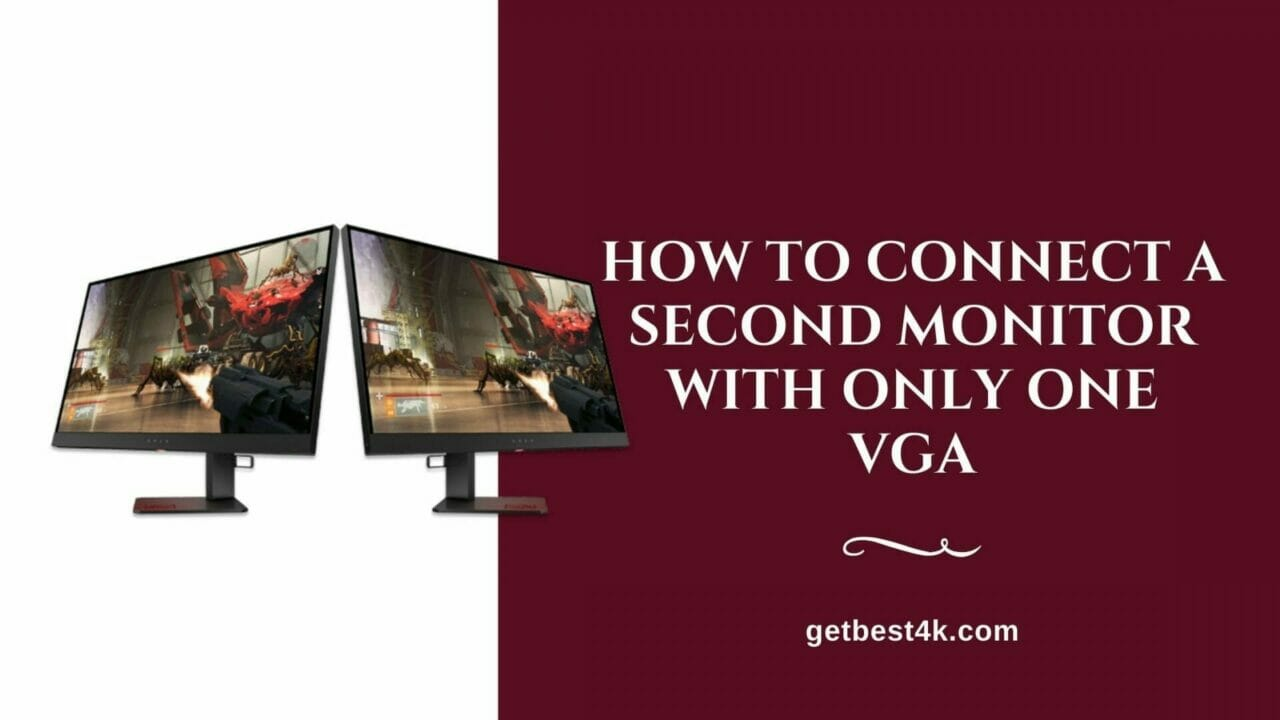 How-to-connect-a-second-monitor